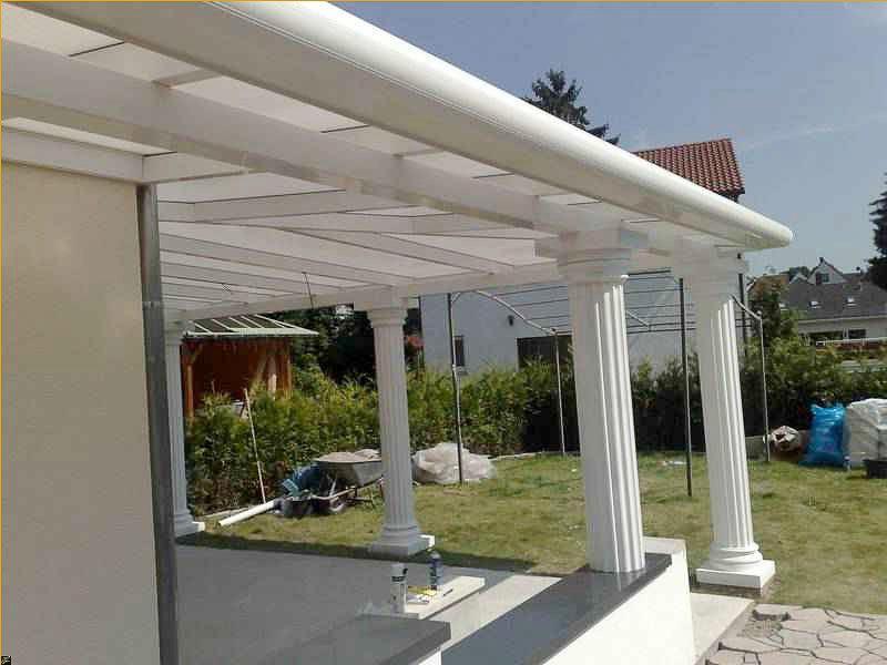 Terrassenüberdachungen Bautz Mediterran - TMS-Bautz GmbH