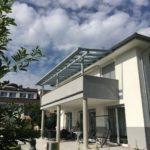 Aluminium Terrassenüberdachung TMS Bautz