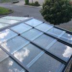 Terrassenüberdachung Schiebedach
